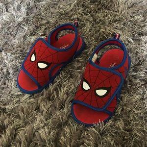 Other - Boys 9/10 Spider-Man Sandals
